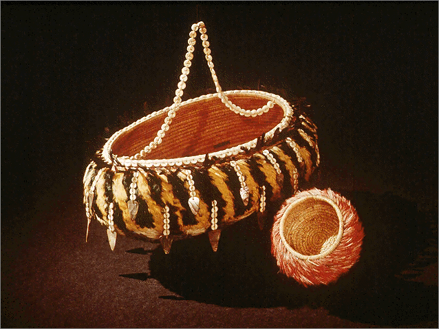 basket essay indian pomo The pomo people are a linguistic branch of native american people of the book contains beautiful pictures of all types of pomo and other californian indian baskets.